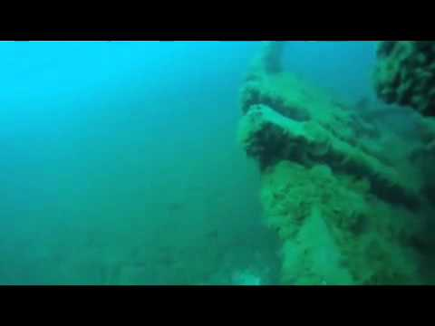 Diving the Straits of Mackinac