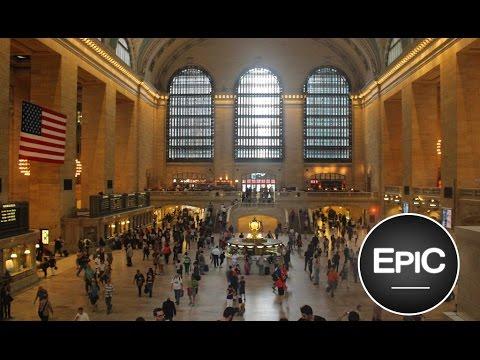 Grand Central Terminal GCT - New York City, USA (HD)