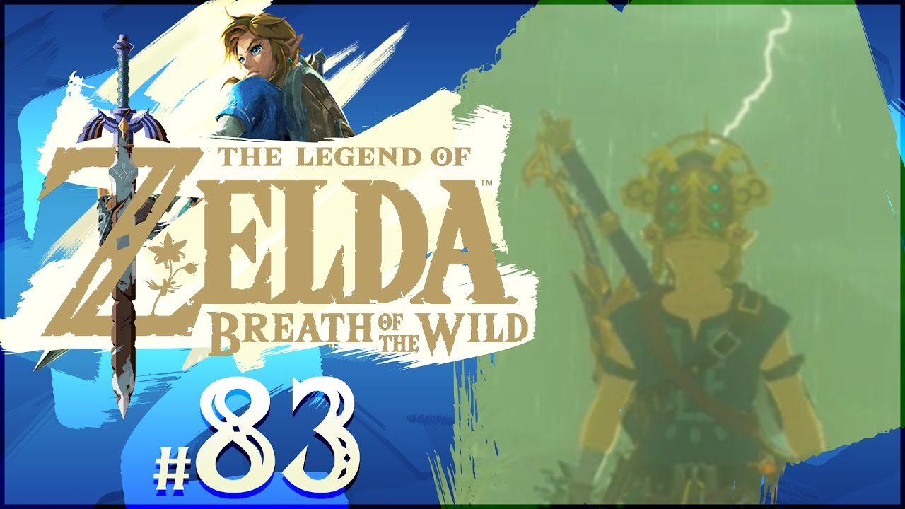 The Legend Of Zelda Breath Of The Wild Part 83 A Song Of Storms