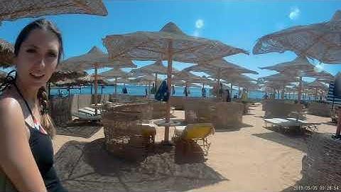 Jaz Makadina, Ägypten, Makadi Bay, Urlaub Mai 2019, Apeman aktion cam