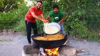 Schezwan Chicken Noodles Recipe | Hot & Spicy Chicken Noodles Recipe | Grandpa Kitchen