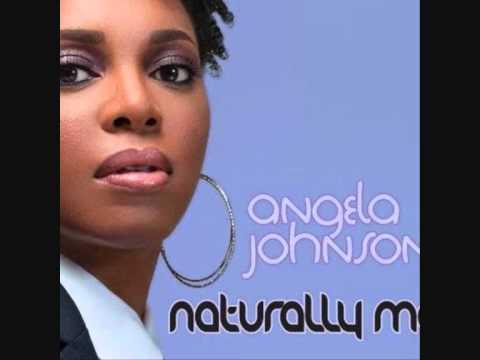 Angela Johnson - Deja Vu  (I've Been Here Before) (Naturally Me)