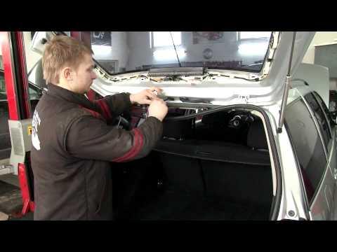 Reparar Cerradura Porton Trasero Seat Vw Doovi