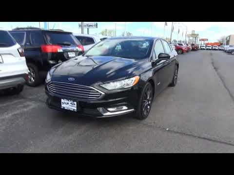 2018 Ford Fusion Hybrid SE [LISTING TYPE] P6708