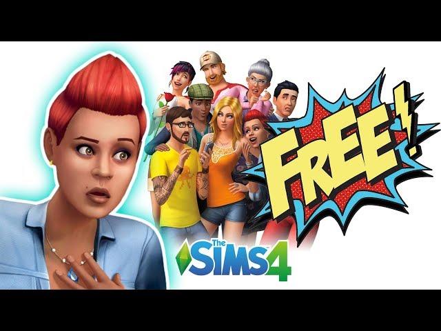 The Sims 4 letöltés ingyen !!! Ingyenes alapjáték letöltése CAS Galéria    FREE Base Game The Sims 4