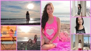 Spring Break Essentials+Oufits 2014!☀(Collab Ainura K.) Thumbnail