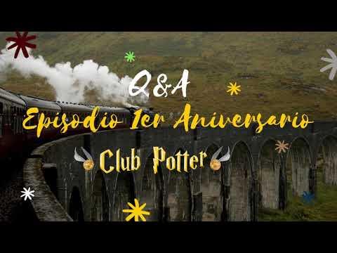 PODCAST EP. 7 Q&A | ⚡ RESPONDEMOS TODAS SUS PREGUNTAS ⚡ [Pottermore] Club Potter