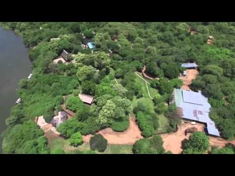 Kiambi Safari Lodge - Lower Zambezi, Zambia (720HD)