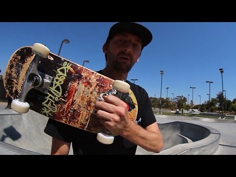 SUPER MINI BOARD! | YOU MAKE IT WE SKATE IT EP 32