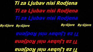 Download lagu Marinko Rokvic - TI za ljubav nisi rodzena