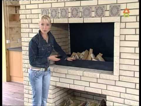 Когда конкурентов на кухне нет: как сделать барбекю из кирпича своими руками