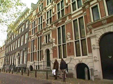 Huis met de Hoofden Keizergsracht Amsterdam