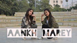 SIMMBA: Aankh Marey | Ranveer Singh, Sara Ali Khan | Dance Choreography