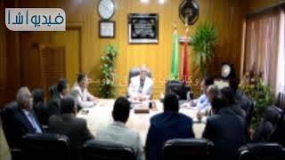 بالفيديو: محافظ الإسماعيلية يُشكل مجلس إقليمى للصحة للنهوض بمستوى الخدمات الطبية