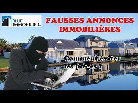 FAKES ANNONCES IMMOBILIÈRES