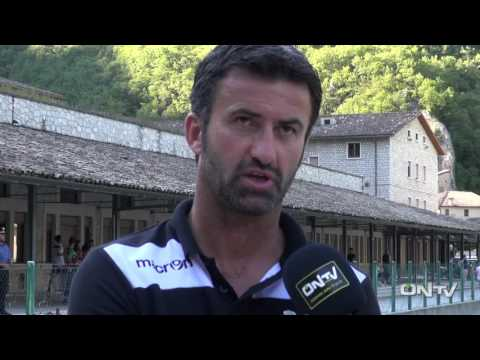 ONTV: Christian Panucci post Ternana-Atletico Orte