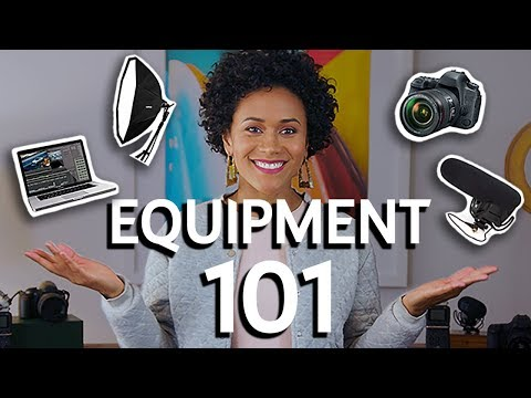 Total Beginner's Guide To Video Equipment