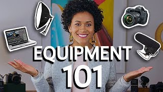 Total Beginner's Guide to Video Equipment thumbnail