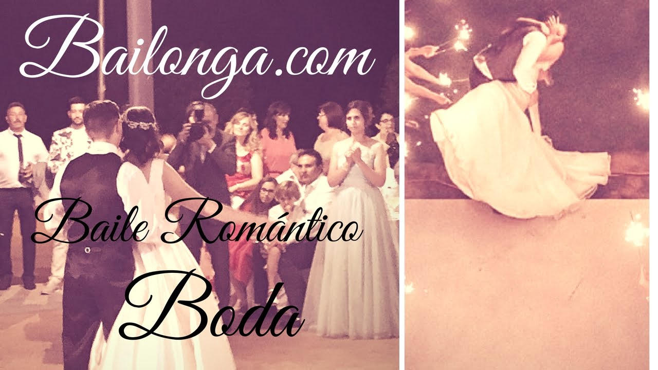 Baile de boda romantico - YouTube
