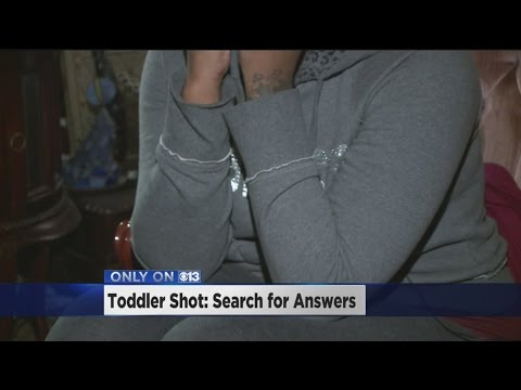 Mom Distraught After Toddler Shot In South Sacramento