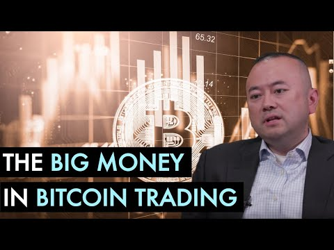 An Inside Look At The Big Money's Bitcoin Trading (w/ Michael Moro)