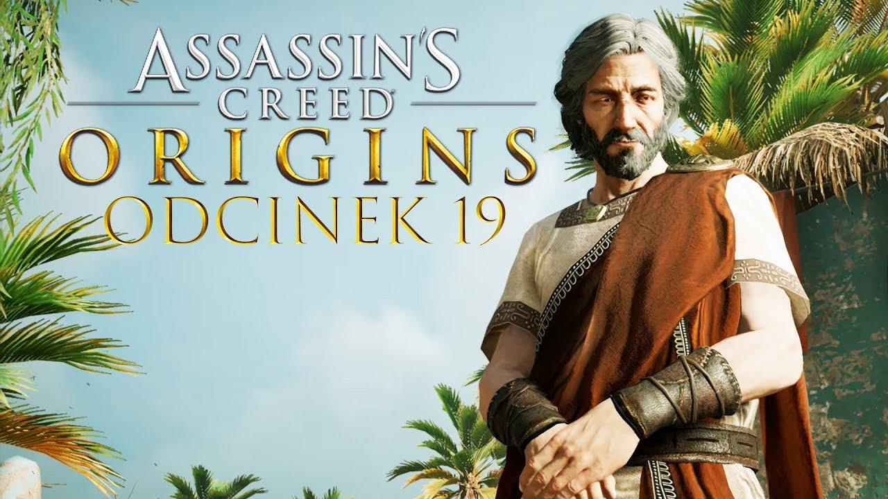 Zagrajmy w Assassin's Creed Origins #19 – POŻEGNANIE SHADY! – PC