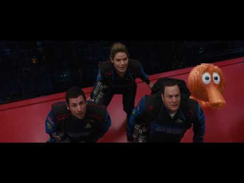 PIXELS - Final Fight (2015)