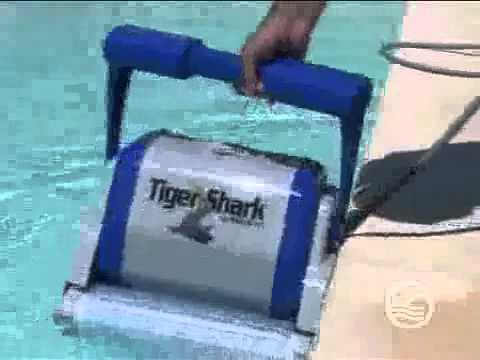 Robot piscine tiger shark youtube - Robot piscine tiger shark moins cher ...
