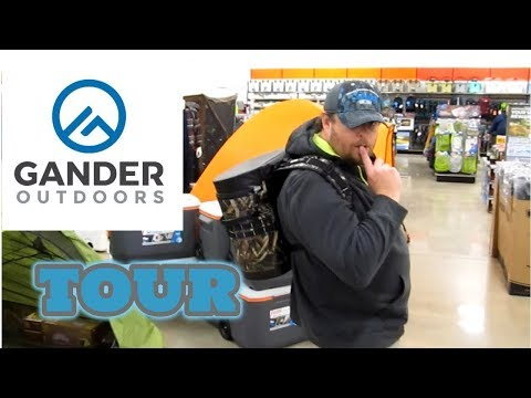 GANDER OUTDOORS TOUR (Indianapolis)