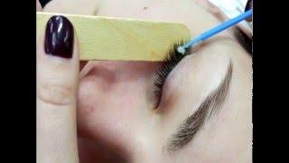 Полное снятие нарощенных ресниц легко и безопасно.(В этом видео я расскажу, и покажу пошагово как легко для мастера и комфортно для клиента проводить процедур..., 2016-02-16T08:19:15.000Z)