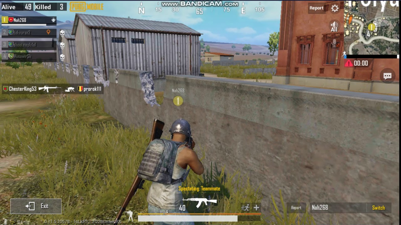 Pubg Playerunknown S Battlegrounds Gameplay Bandicam 2019 03 30 Youtube