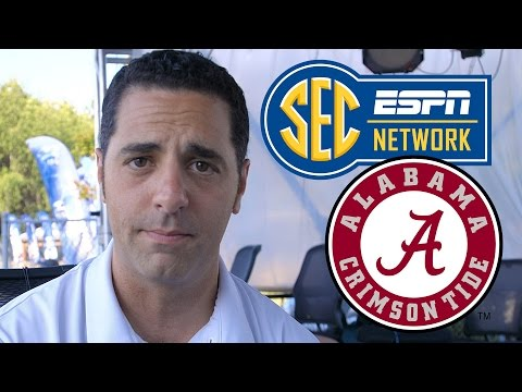 SEC Network's Dari Nowkhah gives predictions for Alabama's upcoming season