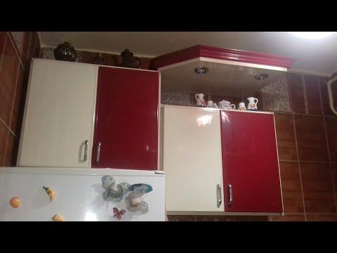 ترتيب دولاب مطبخى الصغير من  جوة وردى على جميع الأستفسارات - قناةAzza home