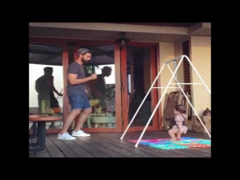 Watch Shahid Kapoor dancing with his daughter Misha
