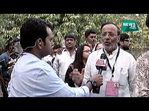 पोरबंदर से चुनावी हाल, अर्जुन मोढवाडिया EXCLUSIVE    News Tak   BIG STORY