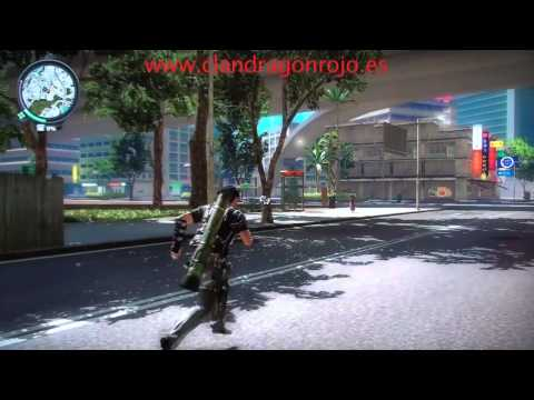 Videoanalisis Just cause 2