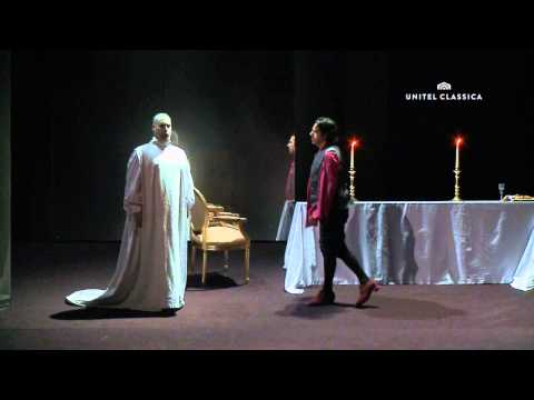Don Giovanni - Commendatore scene