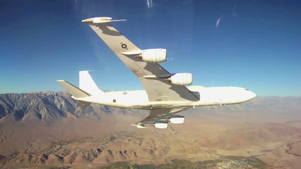 Covid Doomsday Plane Caught on Radar