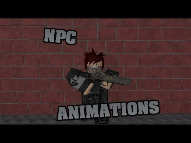 Roblox Animation Script Npc Roblox Scripting How To Give Npcs Animations Youtube