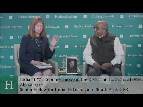 India at 70: Reminiscences on the Rise of an Economic Power