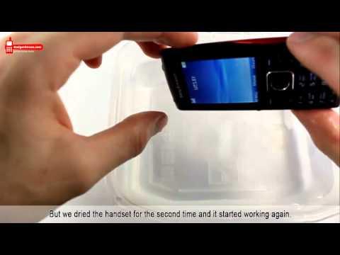 Sony Ericsson Cedar stress test