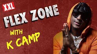 K Camp Freestyle | Flex Zone