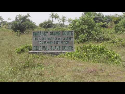 Badargry Slave Museum Pt 5 | Point of No Return