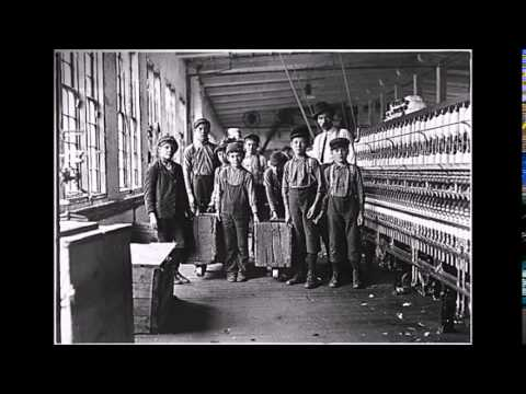 Living in the Industrial Revolution: The Living Conditions of the Workers
