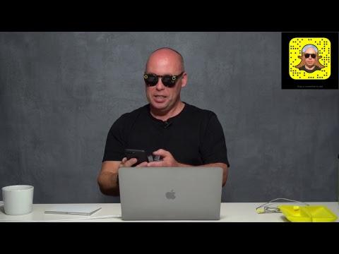 Robert Pugh Live Stream  Snapchat Spectacles