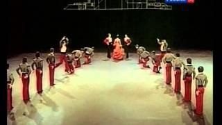"""Абсолютный слух """"Болеро"""" Равеля в хор В.Бурмейстера"""