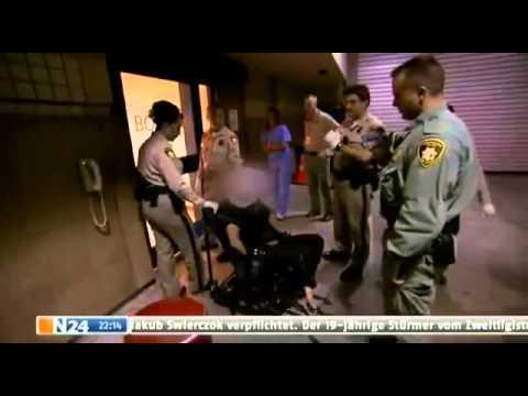 Las Vegas County Jail Auf der dunklen Seite der Glitzermetropole Doku über Las vegas Teil 1