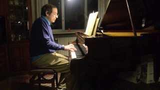 R. Schumann: Winterzeit I-II, from Album für die Jugend Op. 68