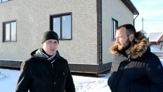 видео Дом из бруса под ключ Владимир