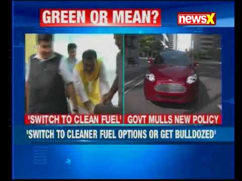 Clean Power: Nitin Gadkari Issues Warning To Carmakers